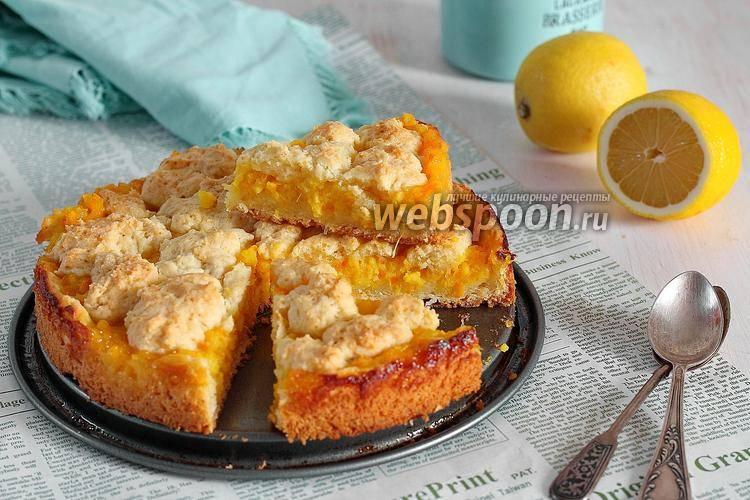 """Пирог с апельсинами """"нежность"""""""