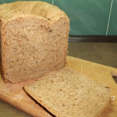 """Хлеб постный """"барвихинский"""" на пшеничной крупе"""