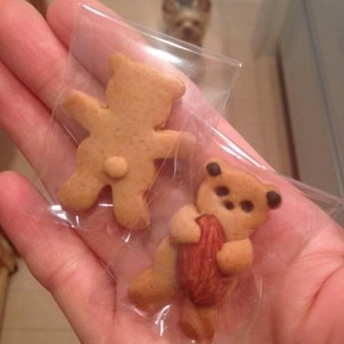 """Печенье """"мишки"""""""