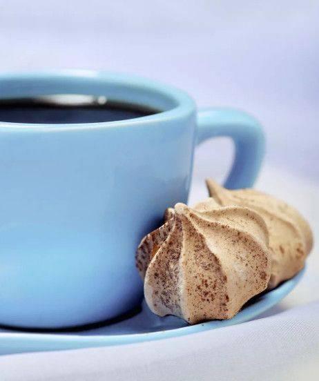 Идеальное безе к чаю - простой рецепт