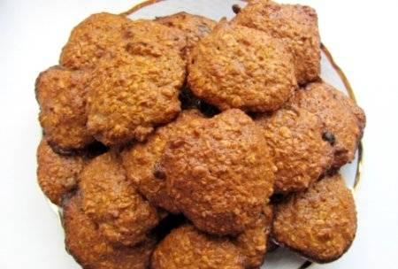 Печенье на рассоле
