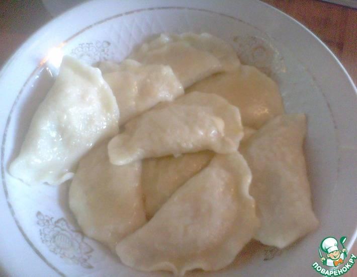 Заварное тесто для пельменей - универсальные рецепты на кипятке, молоке, без яиц