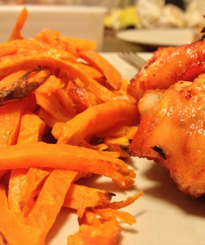 Батат - рецепты вкусных блюд для всей семьи