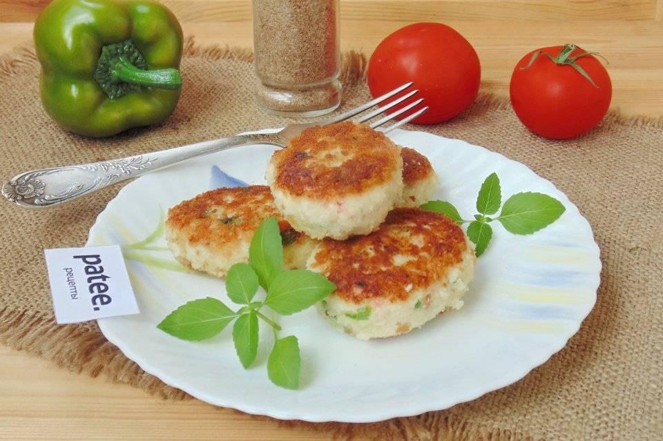 Котлеты с курицей и крабовыми палочками - рецепт с фотографиями - patee. рецепты