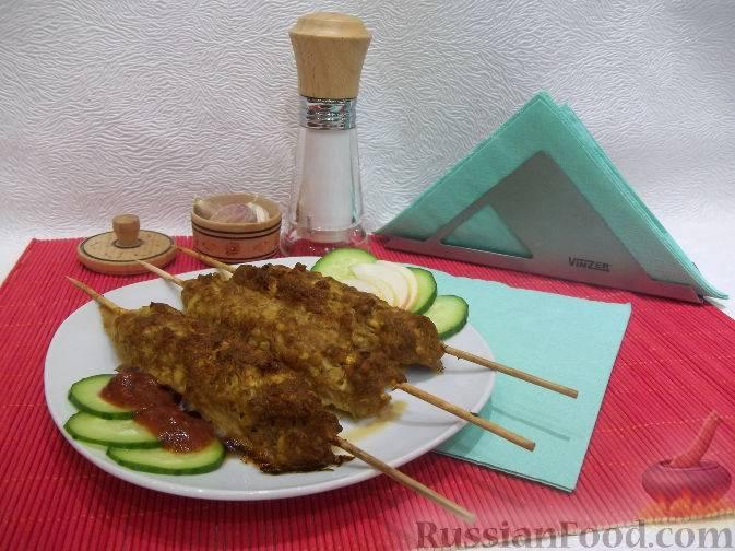 Котлеты из баранины по-буйнакски | кавказская кухня