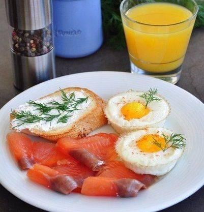 10 шикарных завтраков за 15 минут и отличные лайфхаки о завтраке