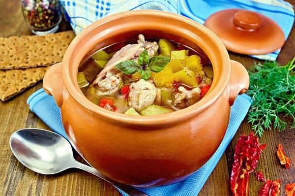 Жаркое из свинины с картошкой - сытное блюдо, приготовленное по классическим и новым рецептам