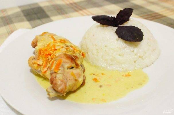 Кролик в сметанном соусе - рецепт с фотографиями - patee. рецепты