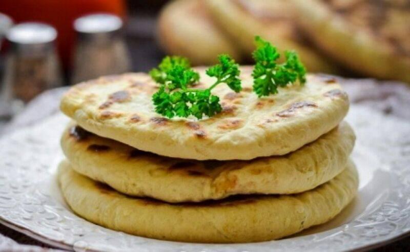 Рецепт лепешек с сыром - 10 пошаговых фото в рецепте
