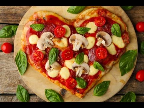Печенье «сердечки» ко дню святого валентина