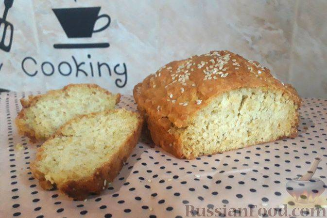 Белый хлеб на сыворотке