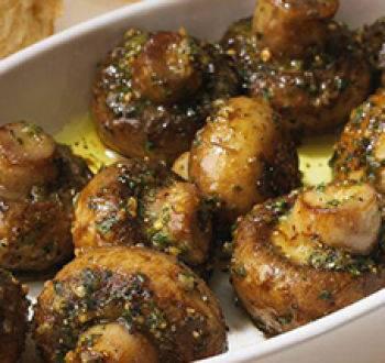 Жареные шампиньоны - самые вкусные рецепты простых блюд из грибов
