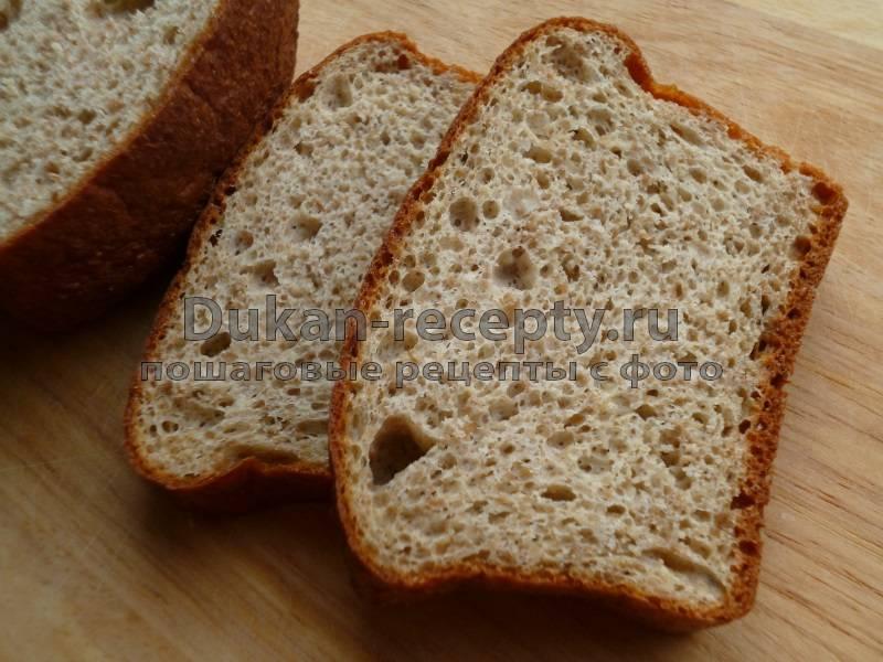 Ржано-пшеничный хлеб с тмином