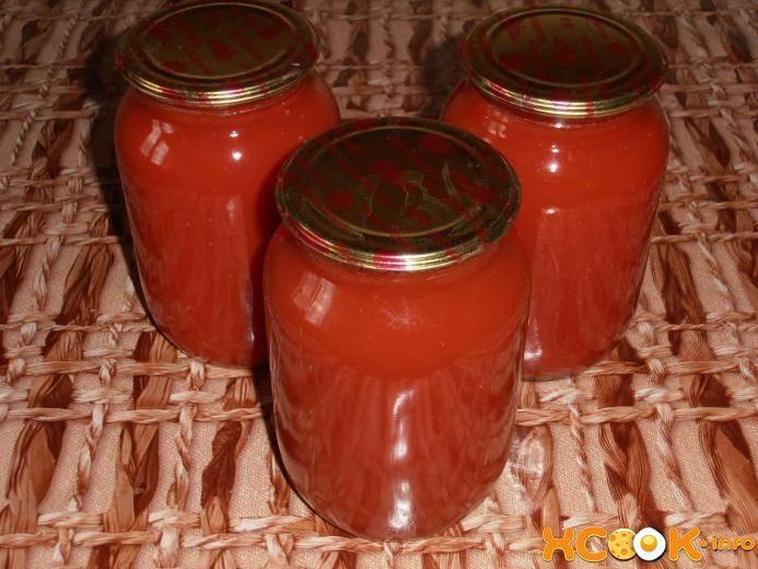 Томатный сок в домашних условиях на зиму, рецепты + видео онлайн