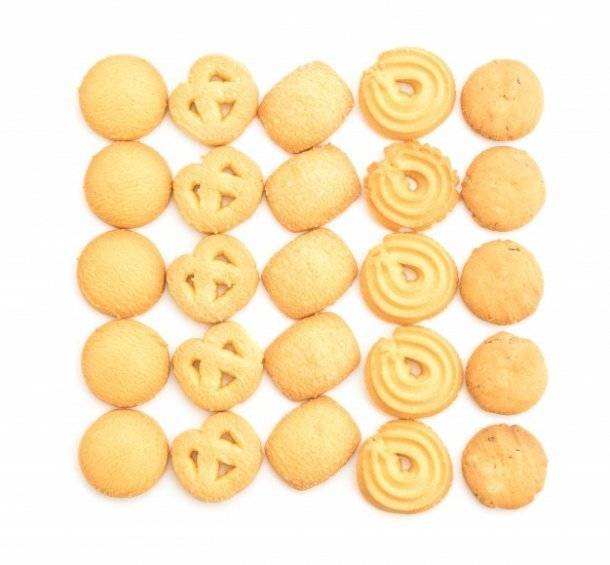 Песочное печенье