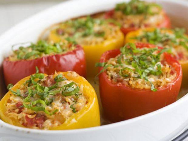 Фаршированные перцы в духовке - вкусные и оригинальные рецепты сытного блюда на каждый день!