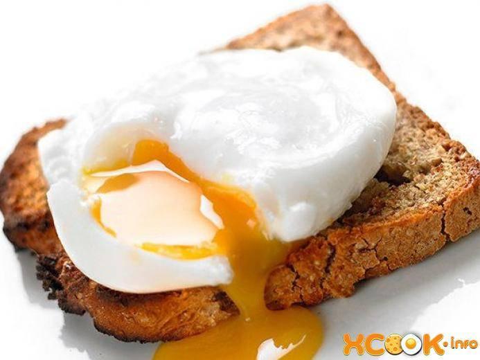 Как приготовить яйцо-пашот в микроволновке