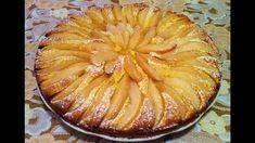 """Пирог грушево-яблочный """"нежность"""""""