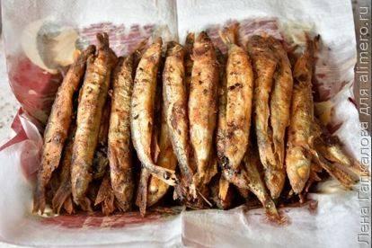 Панировка для рыбы | правильное питание
