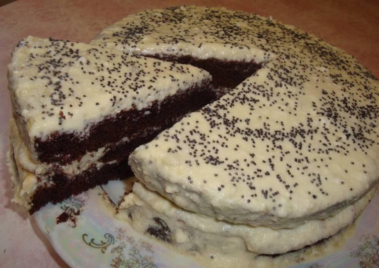 Торт на кефире - лучшие рецепты коржей и разных вкусных наполнений