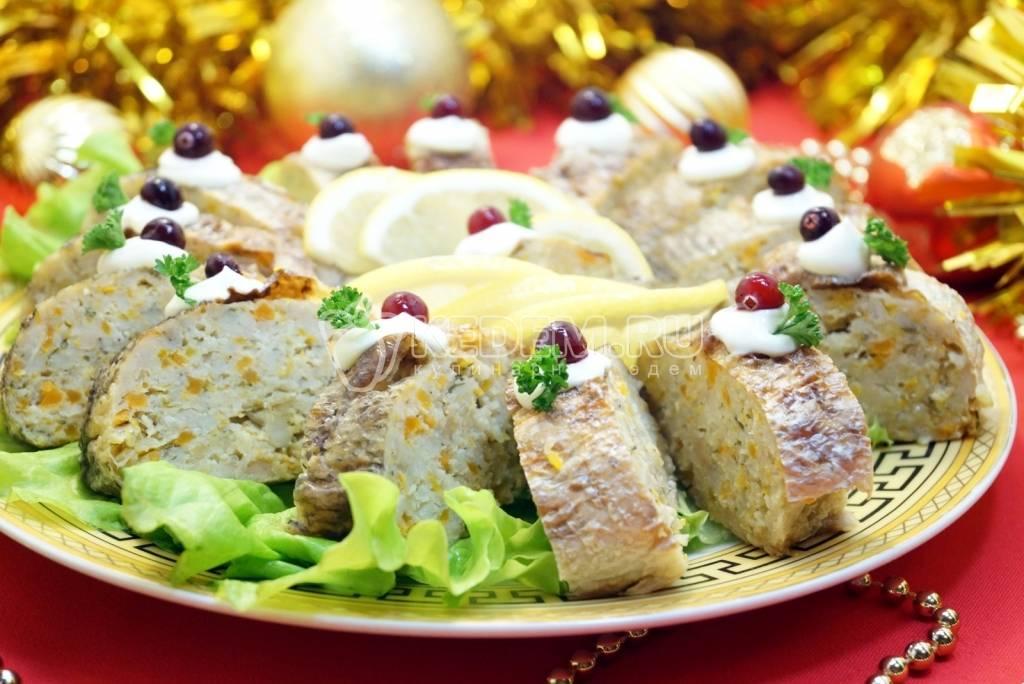 Фаршированная рыба — правила, секреты и рецепты приготовления
