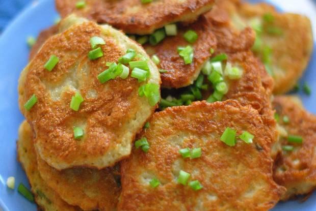 Картофельные драники: лучший рецепт
