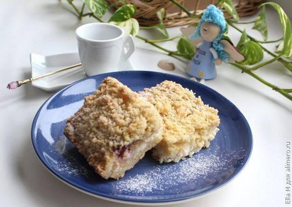 Творожное печенье - рецепты