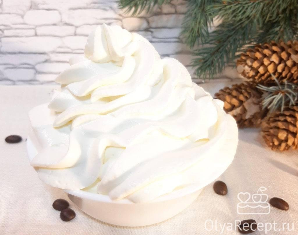 Как приготовить крем шанти в домашних условиях. крем «шантильи». рецепты. рецепты приготовления кремов для многослойных тортов