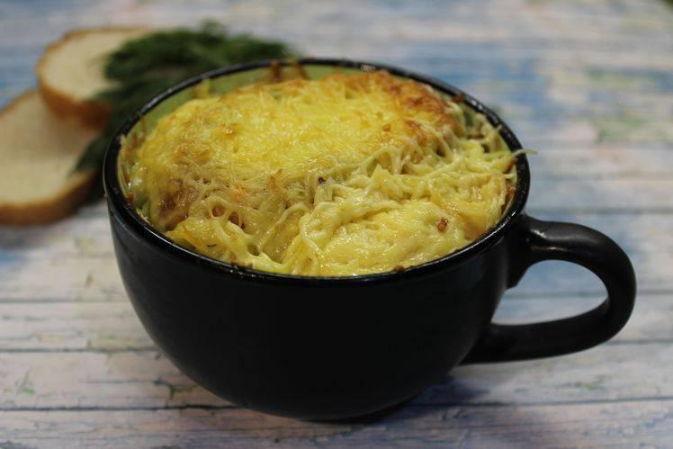 Луковый суп по-французски: рецепт. как приготовить французский луковый суп?