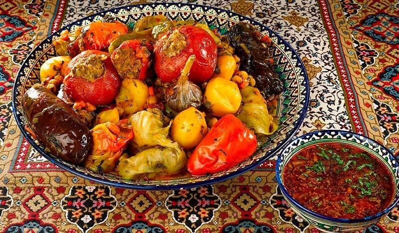 Домляма (узбекское блюдо)