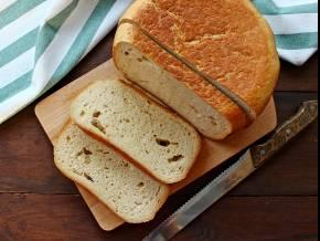 Домашний хлеб рецепт  как приготовить домашний белый хлеб на сухих дрожжах