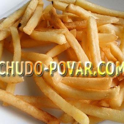 "Картошка фри или ""холестериновая бомба"""