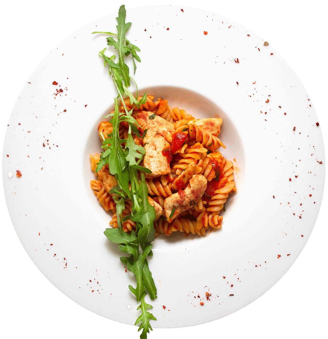 Спагетти с фаршем и томатной пастой - 8 пошаговых фото в рецепте