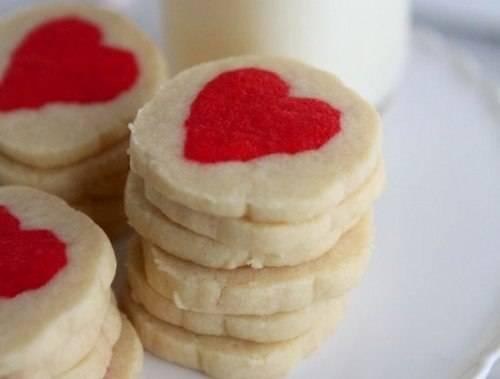 Печенье сердечки: 10 рецептов для любимых