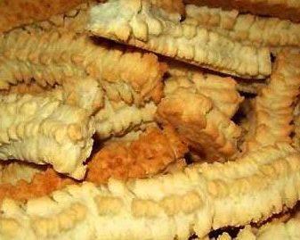 Рецепты печенья через мясорубку