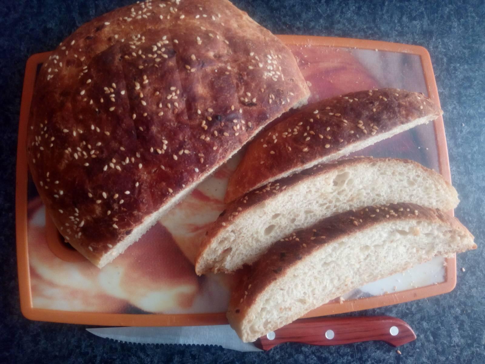 Домашний хлеб - рецепты