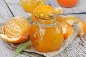 Кабачковый джем с апельсином: пошаговый рецепт с фото