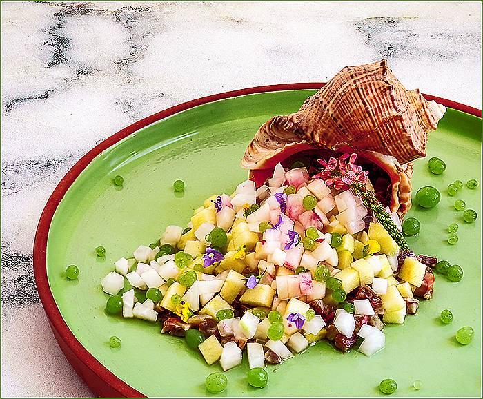 Севиче перуанский (peruvian ceviche) - вкусные заметки