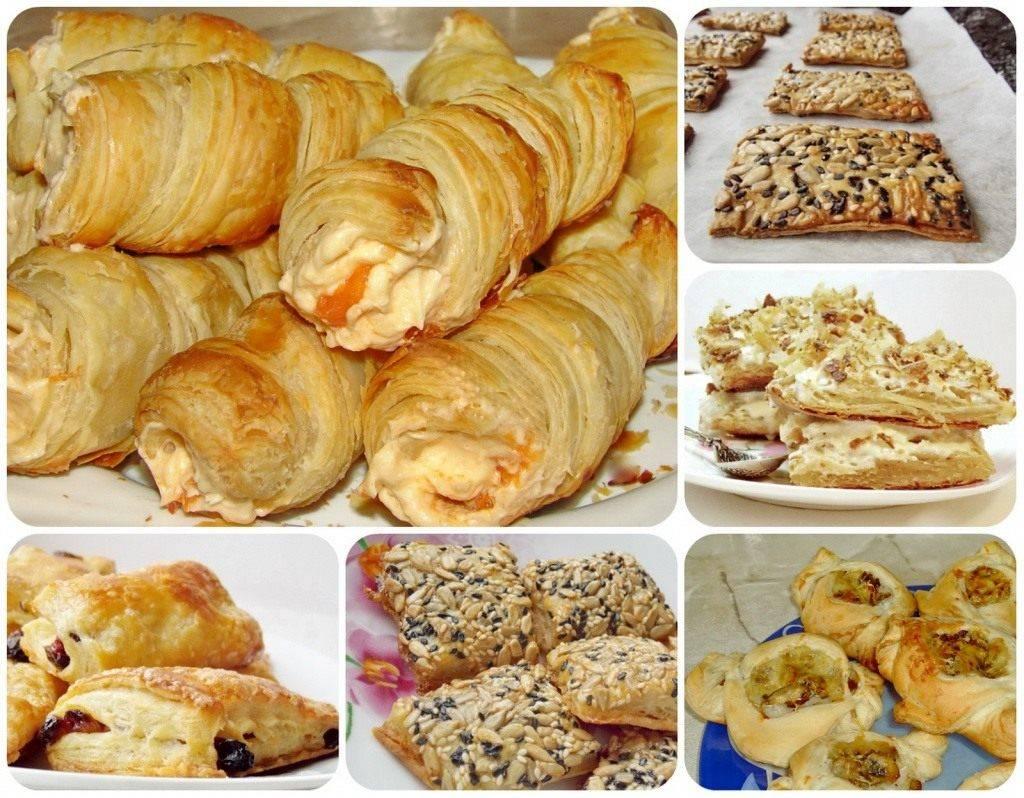 9 рецептов печенья из слоеного теста, которые приведут вас в восторг!
