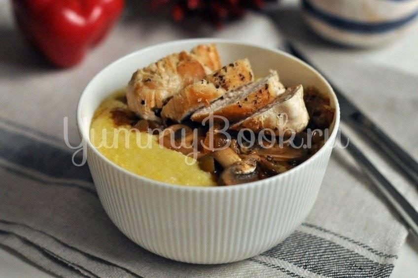Блюда из круп в мультиварке - рецепты