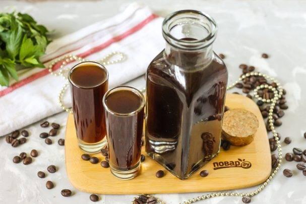 Ликер кофейный, рецепт с фото, как сделать кофейный ликер в домашних условиях?