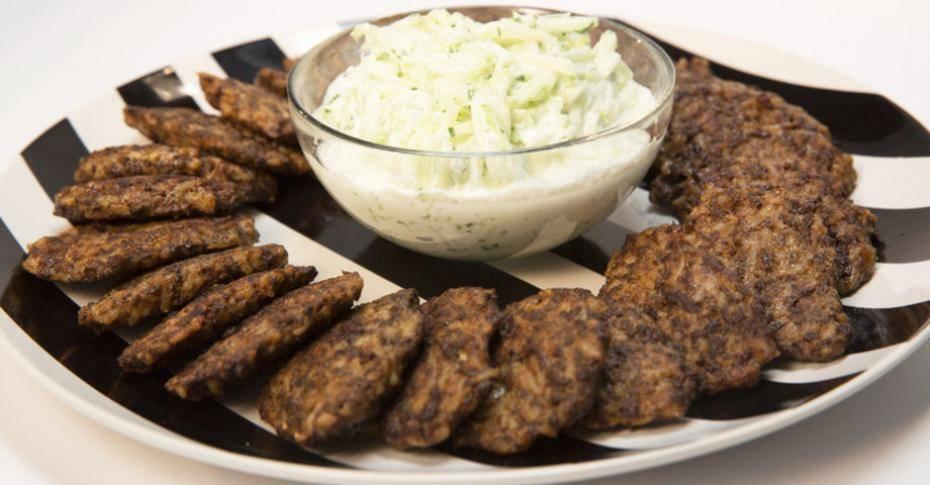 Оладьи из куриной печени с рисовой мукой: рецепт с фото пошагово