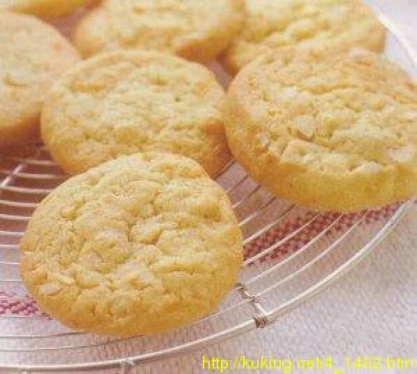 Апельсиновое греческое печенье, постное