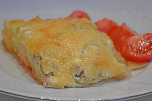 Вкусные рецепты запеканки с грибами, сыром и картошкой