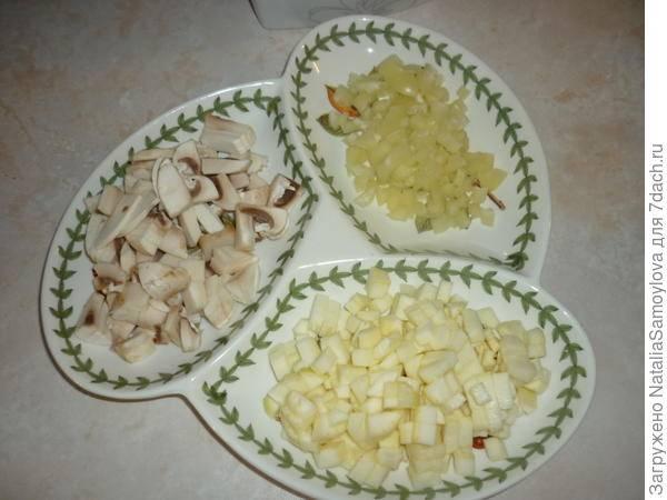 Как приготовить картофельные тарталетки и цветы из картофеля с начинкой • подруга он-лайн. женский клуб