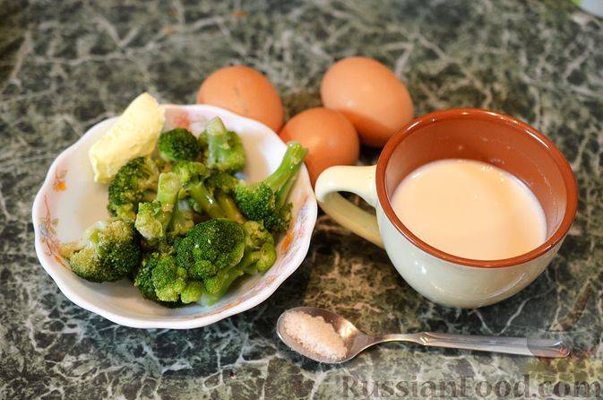 Брокколи в духовке - полезные блюда на каждый день и для праздника
