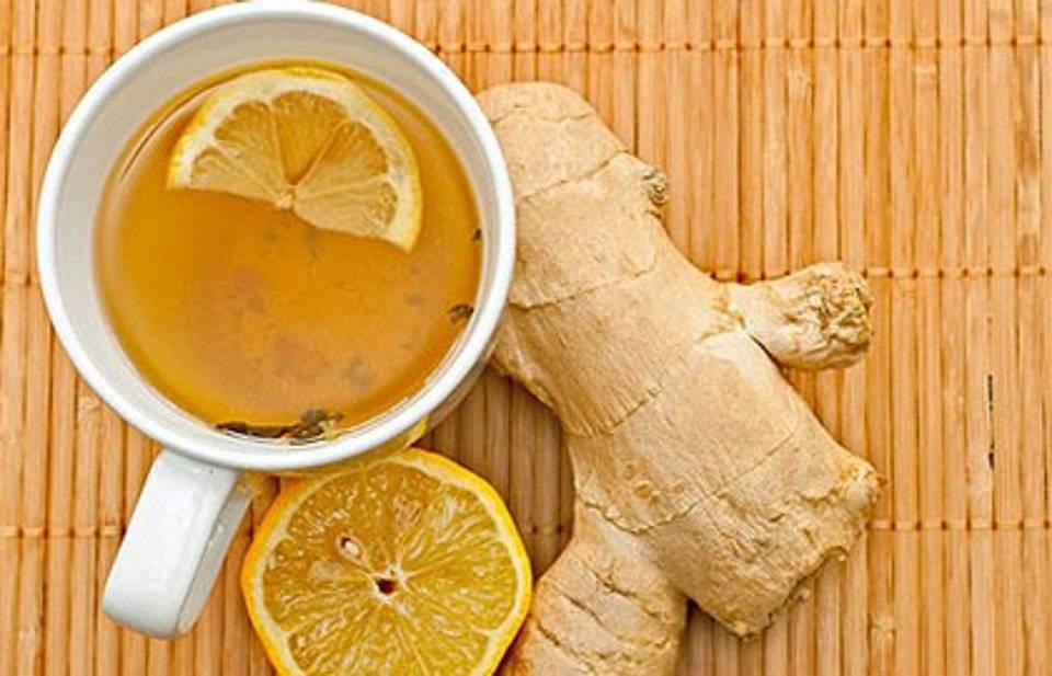 Как приготовить имбирный чай вкусно))) - 7 рецептов