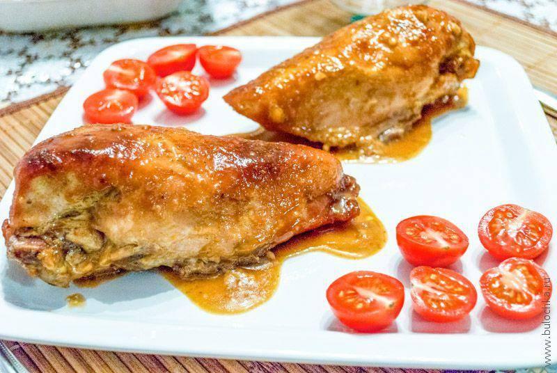 Куриная грудка в соусе: как приготовить грудку в духовке, чтобы она была сочной