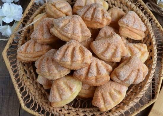 """Печенье """"гусиные лапки"""": рецепт приготовления"""