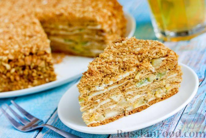 Сметанный крем с желатином для торта и бисквита - рецепты со сливками, бананом и творогом